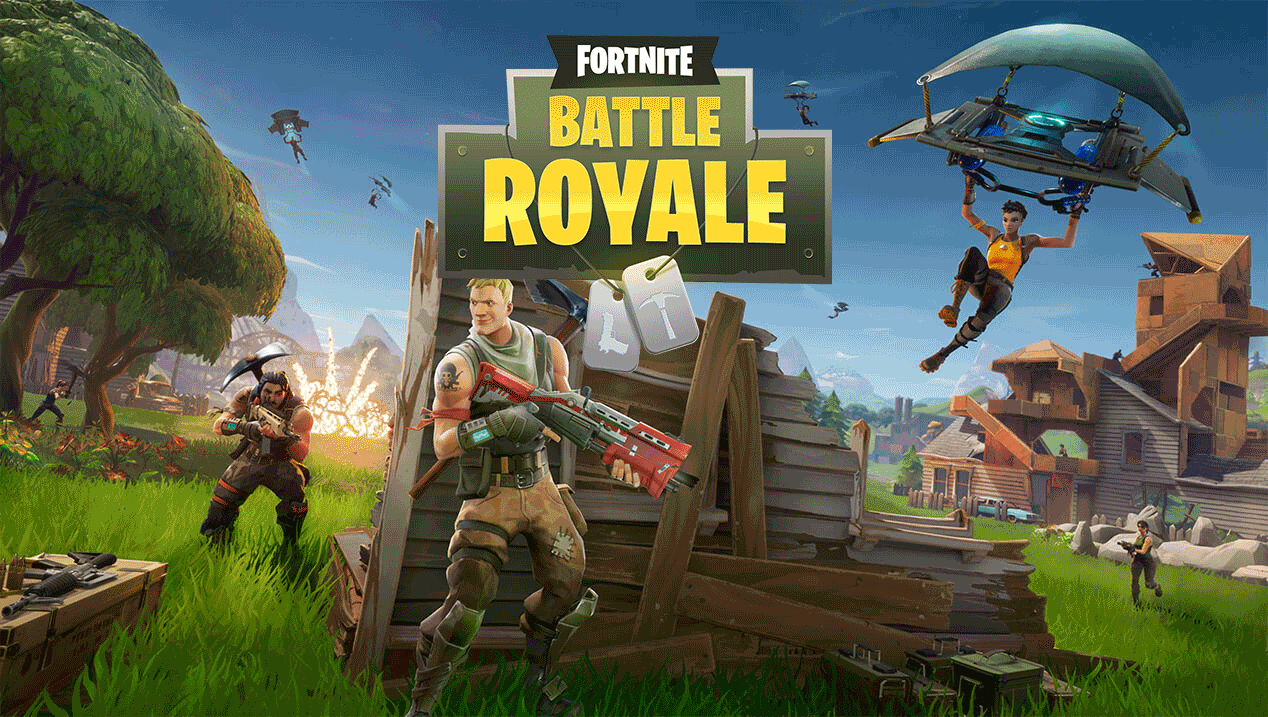 Fortnight Battle Royale Screenshot